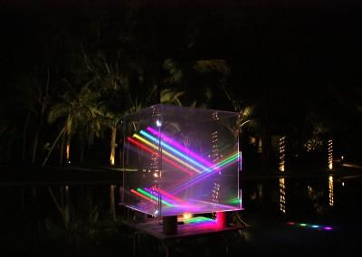 HoloCUBE laser